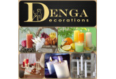 Denga Decorations & Candles