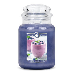 "Goose Creek Jar ""Blueberry..."