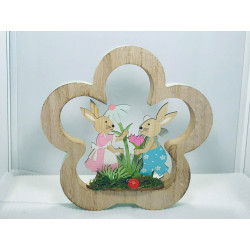 Easter Decoration, Wood
