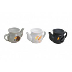 Burner, ceramic, tea pots