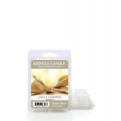 "Kringle Wax Melt ""Gold &..."