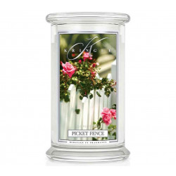 "Kringle Candle ""Picket Fence"""