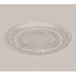 Glass Plate Holder, baroque