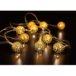 LED Fairy Lights, 10 balls,...