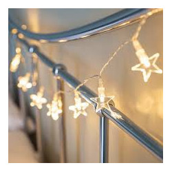 LED Fairy Lights, 10 stars