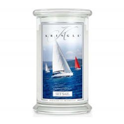 "Kringle Candle ""Set Sail"",..."