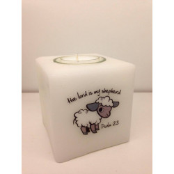 Everlasting square candle,...