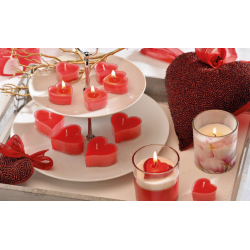 "Tealight ""Heart"""